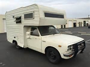 Toyota Rvs Used Rvs 1977 Toyota Chinook Reliable Rv For Sale By Owner