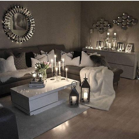grey and white home decor cozy yes or no by zeynepshome new decorating ideas