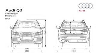 Q3 Audi Dimensions Dimensions Gt Audi