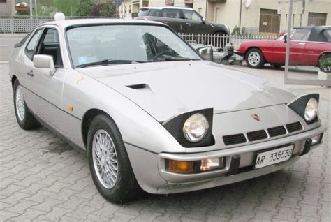 Porsche 924 Turbo by 1984 Porsche 924 Turbo Coys Of Kensington