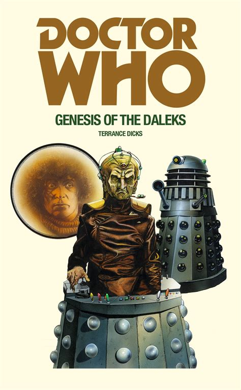 genesis daleks review target books doctor who and the genesis of the