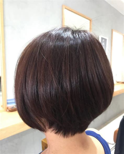 how to get a softly rounded bob hairstyle 37 chic short hairstyles for women over 50 us246