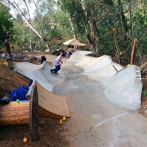 how to build a skatepark in your backyard 53 best images about diy spot skate on pinterest