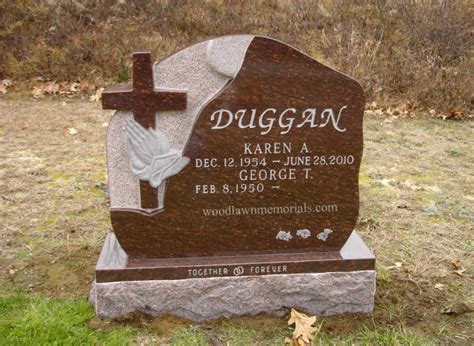 woodlawn memorials cemetery memorials headstones double monument gallery woodlawn memorials