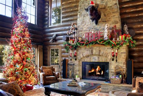 beautifully decorated christmas homes a look at 12 rooms beautifully decorated for christmas