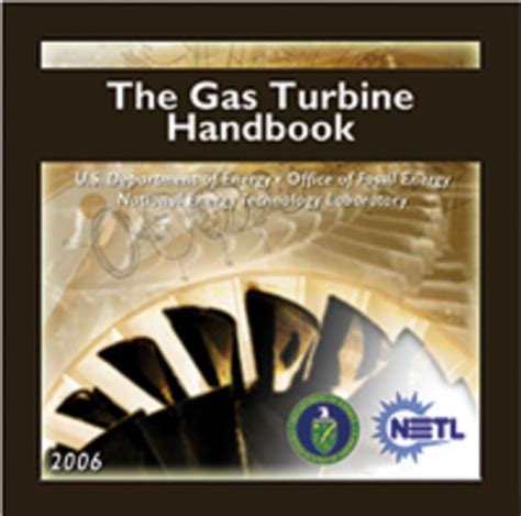 Quot The Gas Turbine Handbook Quot By U S Department Of Energy