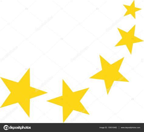 stelle clipart stelle gialle di caduta vettoriali stock 169 miceking