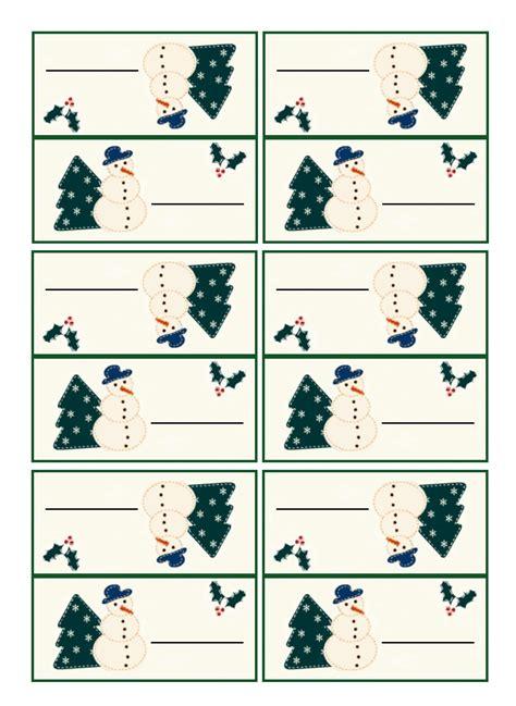 Marque Place Noel by De Table Marque Place No 235 L 224 Imprimer Pour