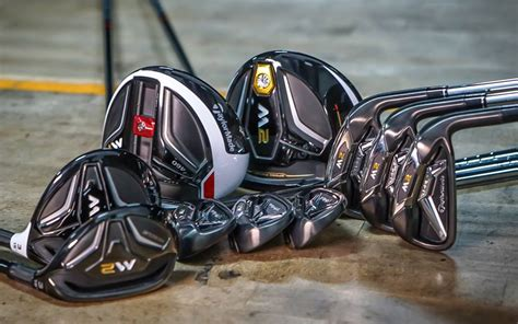 Keenion Gaming Set M2 New taylormade on tour mid february recap globalgolf
