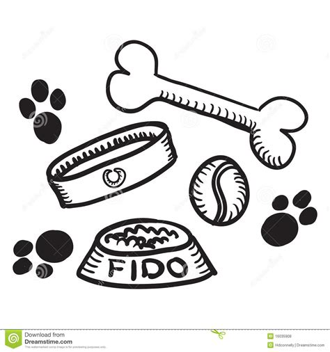 puppies and stuff stuff royalty free stock photos image 16035908