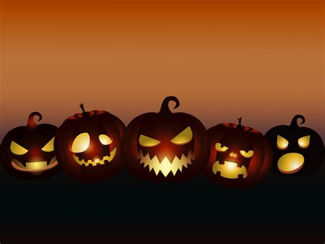 evil pumpkin template evil pumpkins backgrounds black