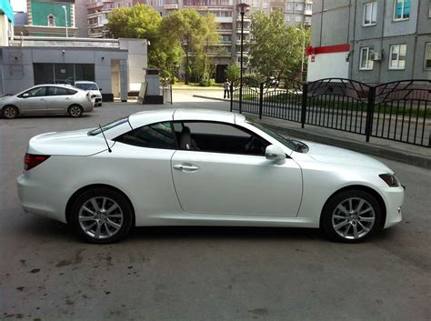 lexus frs for sale 2012 lexus is250c for sale 2500cc gasoline fr or rr