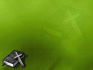 bible with christian cross ppt template bible with bible 07 christian powerpoint templates