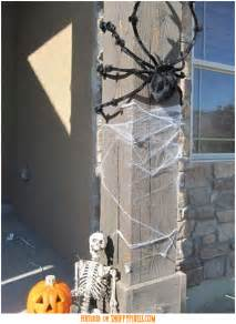good Home Made Halloween Decorations #2: diy-scary-halloween-decorations-outside-26.jpg
