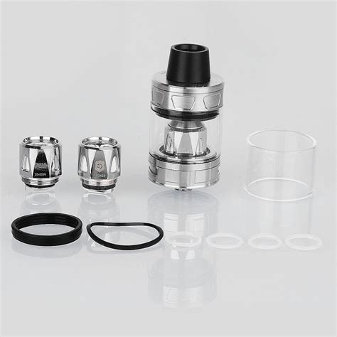 Joyetech Procore Aries Atomizer Rta 25 Sub Ohm Tank 4 0ml Authentic authentic joyetech procore aries silver 4ml 25mm clearomizer