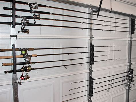 Rods Overhead Door Rods Overhead Door Garage Door Fishing Rod Holder Andy S Fish Place Torsion Winding Rods Set
