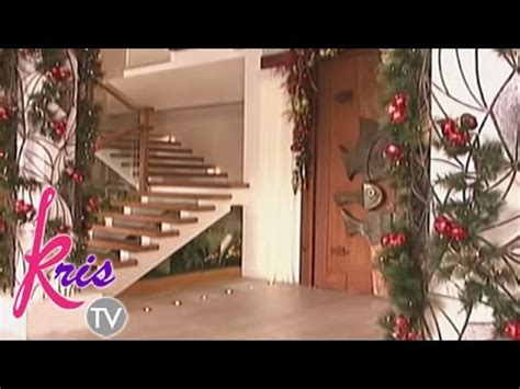 coco martin house coco martin house on kris tv
