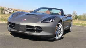 2015 chevy corvette stingray convertible still gets all