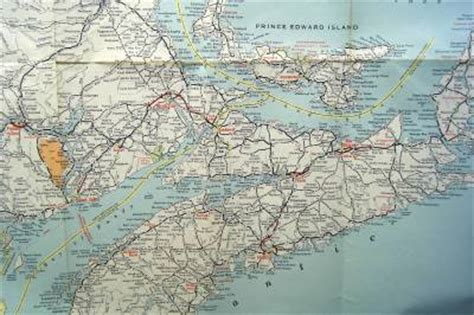 road map of eastern canada aaa auto club new eastern canada highway road