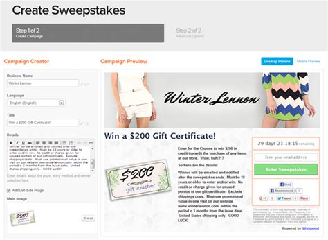 Sweepstakes Sites - sweepstakes advantage official site autos post
