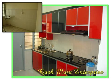 Kabinet Atas Dapur Kitchen Cabinet Kabinet Dapur Renovations In Johor