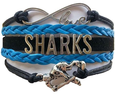 san jose sharks fan store san jose sharks hockey fan shop infinity bracelet jewelry