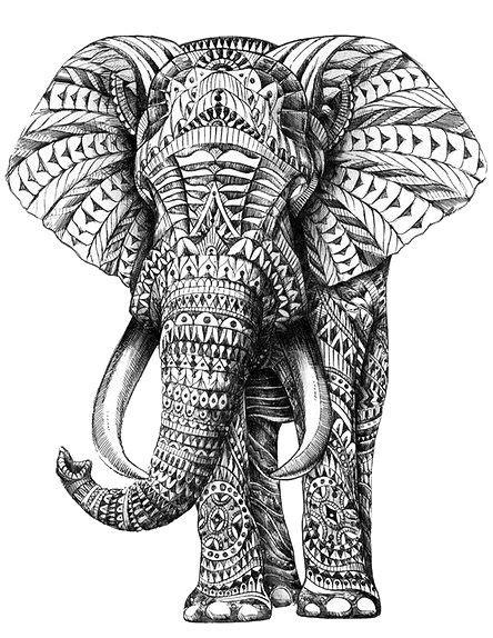 indian elephant doodle best 25 elephant drawings ideas on