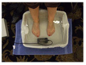 California Ionic Foot Bath Detox Rod by Ionic Foot Detox New Shorteez Ca