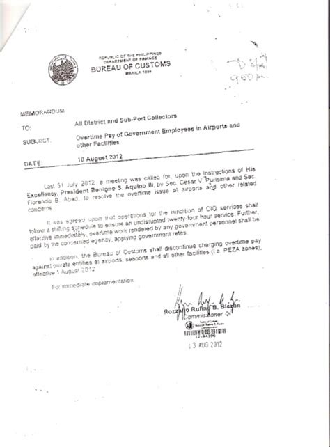 Day Request Letter Sle