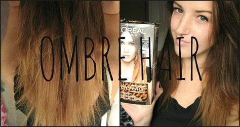 preference wild ombre on short hair ombre hair demo review l oreal preference wild ombre