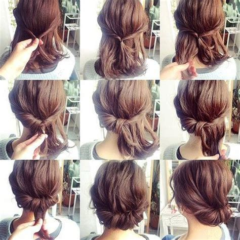 Casual Wedding Hairstyles For Medium Hair by Updo Hairstyles For Medium Hair Casual Hairstyles