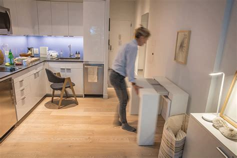 Micro Apartment Gallery Spend A In A 300 Square Foot Micro Apartment