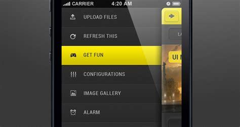 pill iphone app ui kit psd mobile apps pixeden