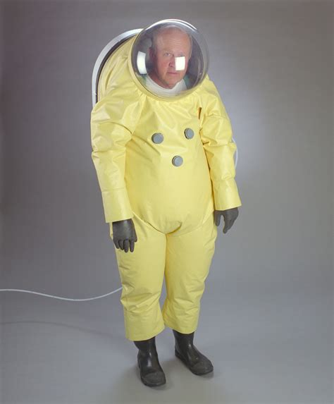 Haz Mat Suits by The Pfister 187 Hey Historians Of The Future Read This