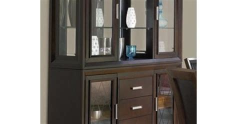 Dining Room China Cabinets Modern Hutch Furniture Contemporary China Cabinet