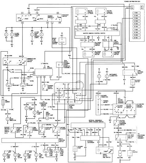 acura integra wiring schematic wiring diagram