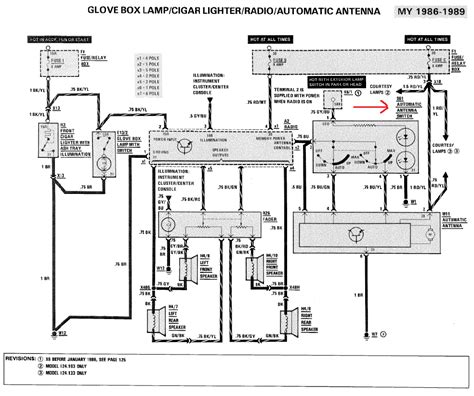 w124 wiring diagram efcaviation