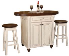 3 pc pub table chairs set kitchen island snack bar height