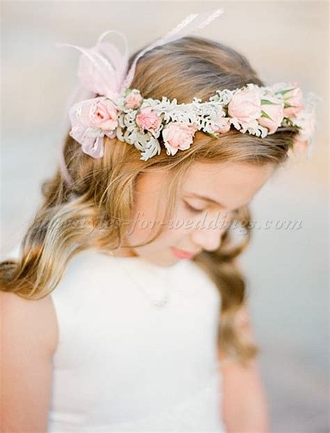95 best images about flower hairstyles on halo flower halo and flower