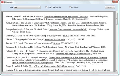 biblioscape bibliography software for researchers to