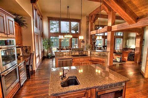 best open floor house plans rustic open floor plans houses and plans designs mexzhouse com rustic kitchen house plans home deco plans