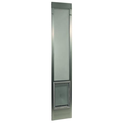 Ideal Fast Fit Patio Pet Door by Ideal Pet Fast Fit Pet Patio Door For 78 Inch Doors