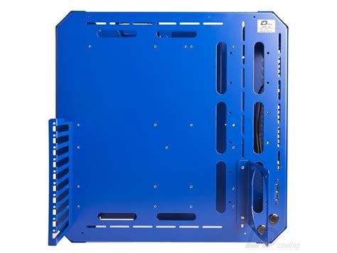 pc bench table ld pc v4 bench table blue ld cooling computer cases