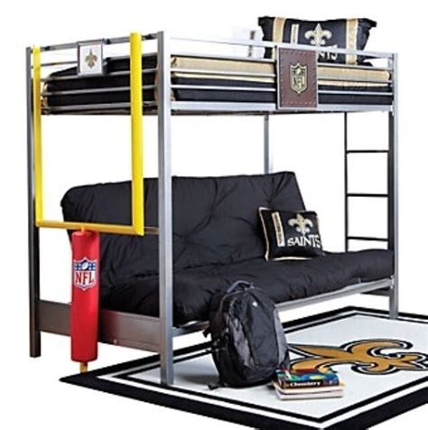 Football Bunk Beds Nfl Bunk Bed Nfl Beds And Bunk Bed