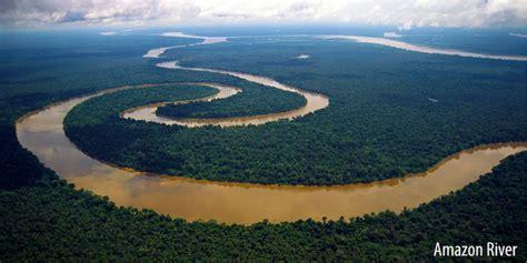 amazon america rivers of south america