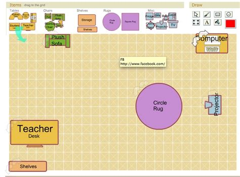 create a classroom floor plan pin by margaret a powers on education pinterest