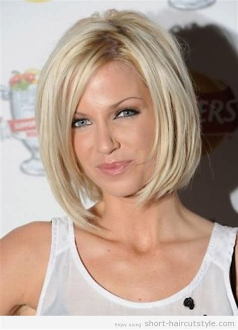 angeled bob haircuts for round faces medium length bob hairstyles for round faces hair styles