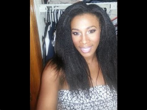 kinky straight human hair review √ my natural hair