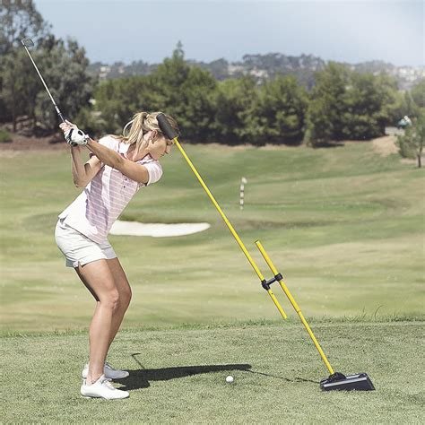 swing trainer sklz all in one golf swing trainer sports