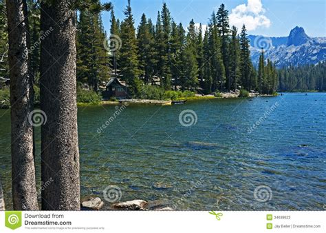 Lake Mamie Cabins by Lake Mamie Hideaway Stock Photos Image 34638623